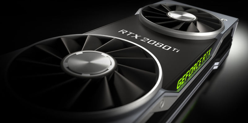 Nvidia GeForce RTX 2080 Ti is by far the best GPU you can get. Which games need GPU more than CPU or RAM?