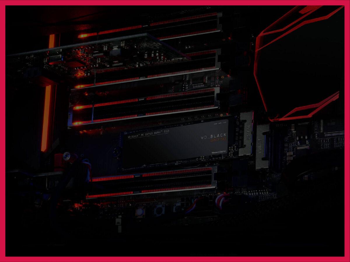 WD Black 1TB SSD