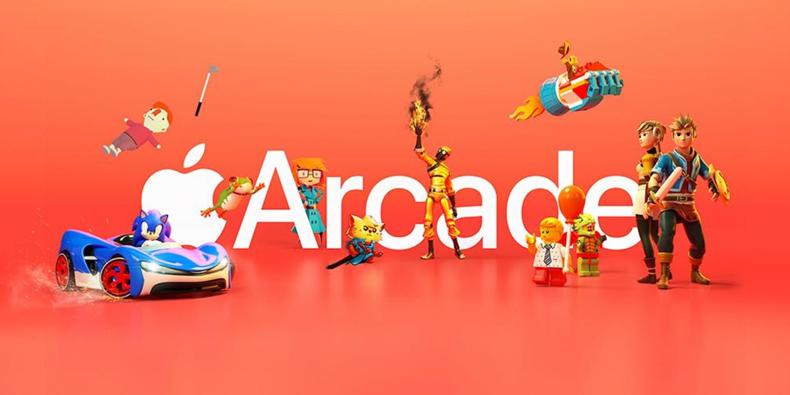 apple arcade banner