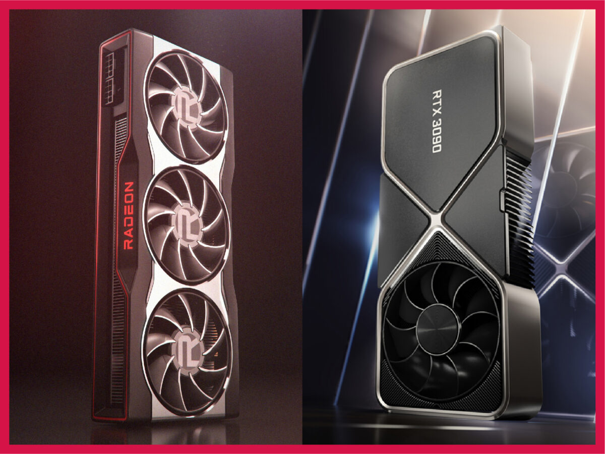 AMD RX 6000 vs. Nvidia RTX 3090