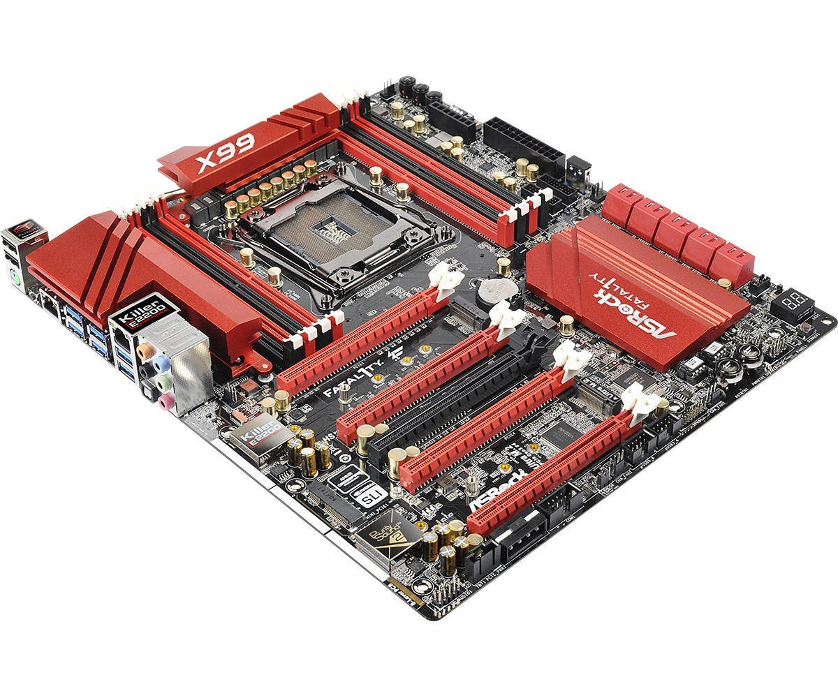 ASRock FATAL1TY PROFESSIONAL X99 EATX motherboard