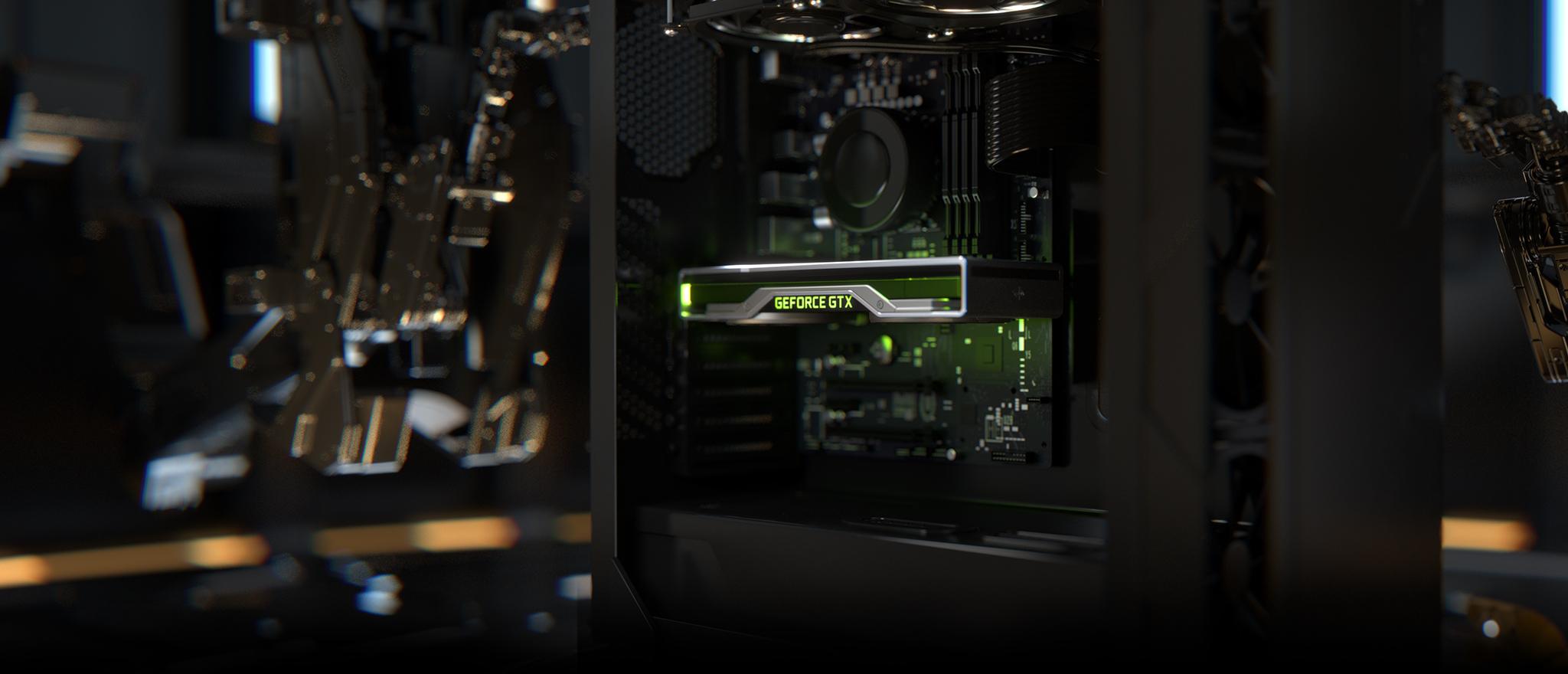 Nvidia GeForce GTX 1660 Super video card