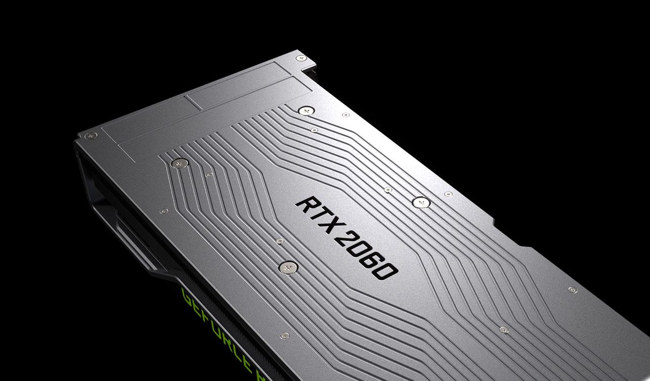 Nvidia GeForce RTX 2060 video card