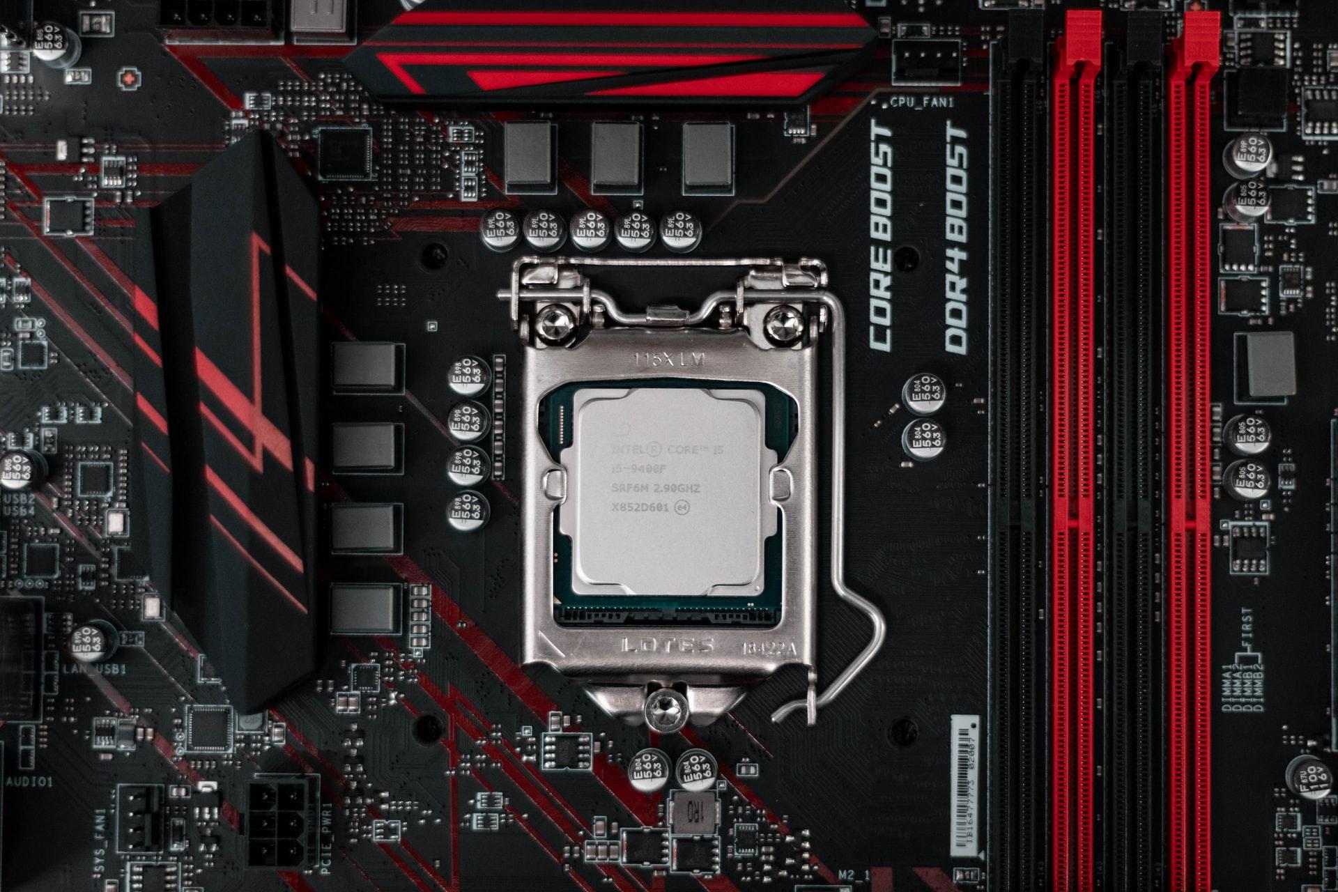 Intel Core i5-9400F CPU