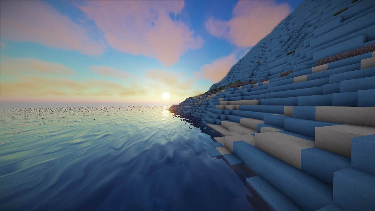 OCEANO shaders for Minecraft review