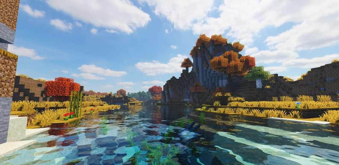 ProjectLUMA shaders for Minecraft review