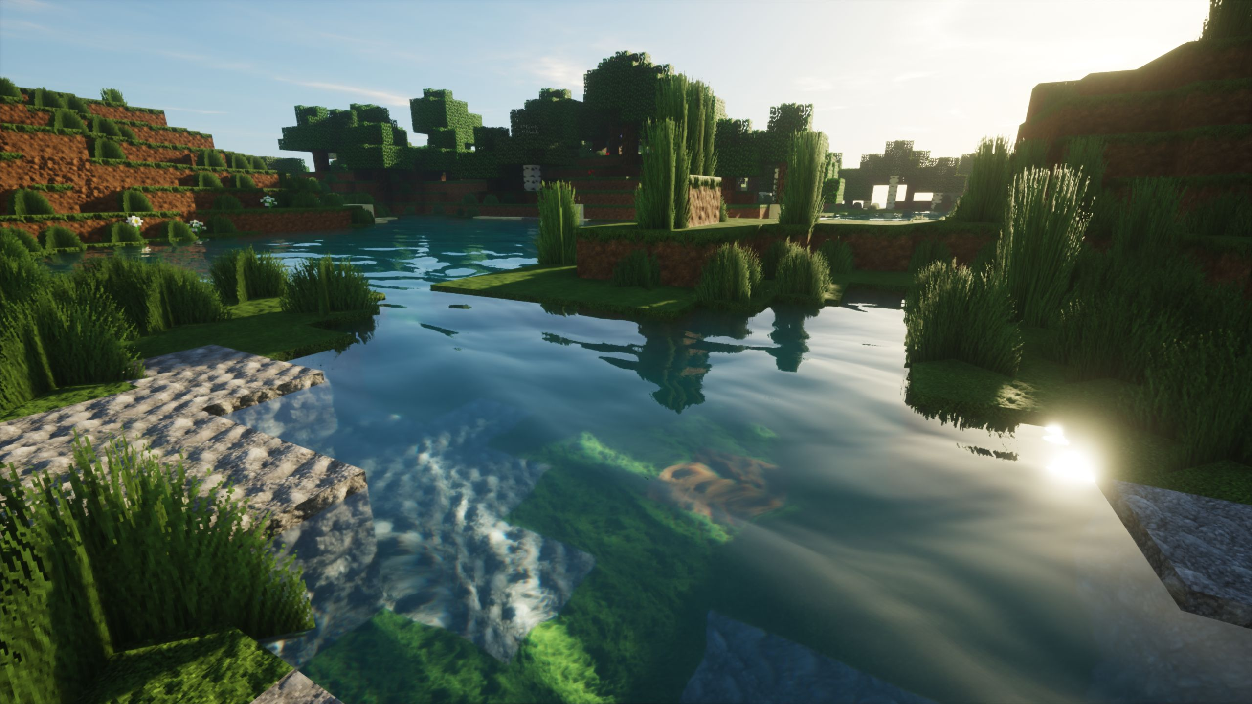 Sonic Ether's Unbelievable Shaders for Minecraft review